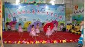 幼儿园舞蹈《小花伞》六一儿童舞蹈视频教学