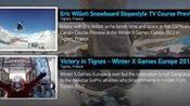 埃里克·威利特-滑雪训练