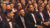 梅西领取第六座金球奖全程中字完整版