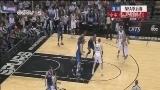 2013-14赛季NBA季后赛 小牛VS马刺 第二场 20140424