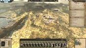 【阿姆西】《阿提拉全面战争-法兰克蛮子》#6:铁甲弩骑兵的颜射威力!(娱乐攻略)