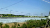 从济南到青岛的高铁路上,沿途每一处都是风景,为家乡发展点赞