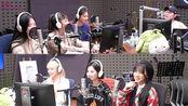 【中文字幕】(g)I-dle kiss the radio part.3 雨琦多次躺枪