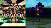 原来LOL这些舞蹈动作都出自韩国歌曲,少女时代三杀!