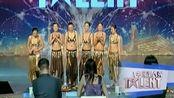 中國達人秀第一季:《中國達人秀》全球首播
