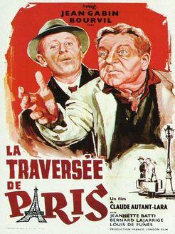 穿越巴黎(喜剧片)