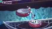 亚洲文化嘉年华北京鸟巢上演 中日韩演员机械臂上击鼓奏乐