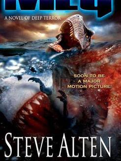 巨齿鲨海报剧照