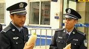 劳动最光荣 20120621 《青盲》剧组齐亮相 民警体验乐趣多