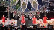 【037M2】190922 Kyushu Girls Wing @ Asian Idol Music Fest 2019, Pattaya