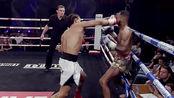 魏锐最新对手世界冠军嚣张出赛,双手张开挑衅一拳KO,这拳头真牛