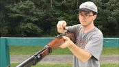 【真枪射击集锦】【建议佩戴耳机观看】Mauser .22 Kar98 Training Rifle KKW