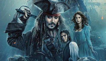 《加勒比海盗5》被盗,黑客扬言:不给钱就放片!