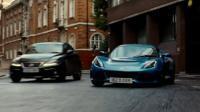 这部电影的汽车追逐戏十分出彩, 丝毫不逊《速度与激情》