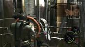 PS4版《生化危机5》娱乐流程 第3-2关-苍天蓝羽