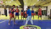 【搬运】飞龙李建文老师讲解——抱腿下摔技术动作运用