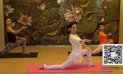 舞韵瑜伽天边的眷恋,美女瑜伽教程,瑜伽节目编排