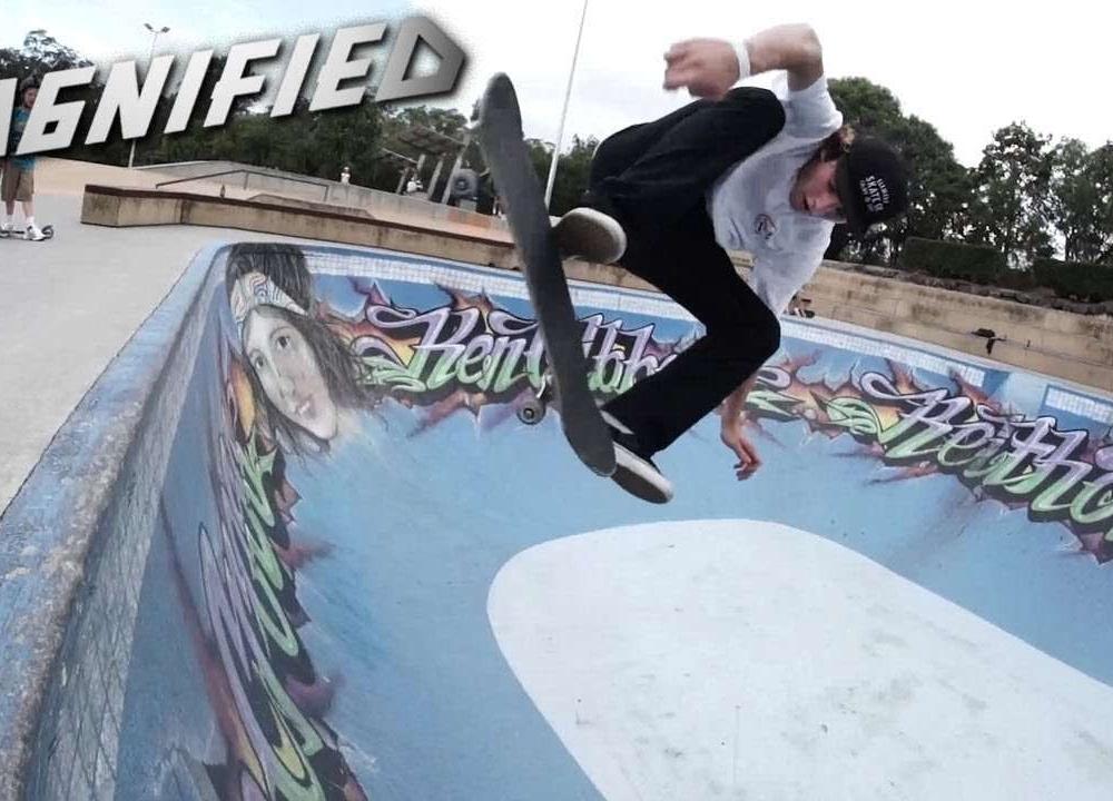 Tom Schaar 滑板记录