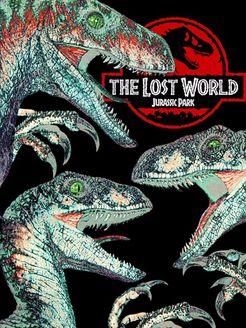 侏罗纪公园2[失落的世界] (动作片)