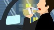 【动画】滴滴乘客喝到尿?回应:司机因内急用矿泉水瓶方便,已封禁