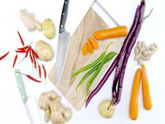 美食台|蔬菜的8种切法