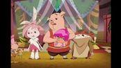 搞笑动漫天上掉下个猪八戒 TV版099 掩护出魔宫