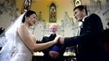 梁馨终于和霸道总裁结婚了,这简直是所有女生梦中的婚礼