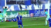 西甲-1718赛季-法甲射手王脚后跟做球 巴黎打出红蓝军细腻配合