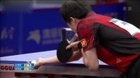 2017全运会 男子团体4分之1决赛广东对北京 林高远VS王楚钦乒乓球精彩球集锦 乒乓生活