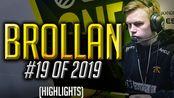 【CSGO】Brollan - HLTV.org's #19 Of 2019 (CS:GO)