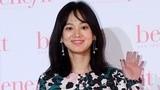 韩女星尹胜雅发布婚讯后首曝光 幸福满满