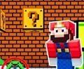 游游解说我的世界:双人地下洞游玩超级玛丽小游戏?
