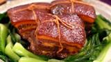 肥而不腻的东坡肉,口感软糯香味浓郁,尝一口就念念不忘