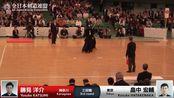 Yosuke KATSUMI Me- Kosuke HATAKENAKA - 64th All Japan KENDO Championship - Thir