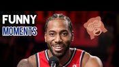 2019 NBA搞笑时刻