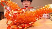 【sio】sub)木桶★大王小龙虾3.3kg!!吃★海鲜真声美食秀(2019年7月24日21时40分)
