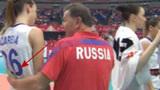 俄罗斯女排曝丑闻!教练当众猥亵队员还曾侮辱亚洲人,太气了!