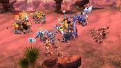 战潮亚特兰蒂斯英雄策略游戏介绍,各种英雄排兵布阵对战其他玩家