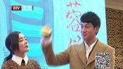 何润东回应被封亚洲丑男 袁珊珊未参加杨幂婚礼有原因