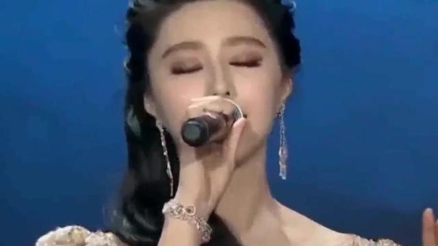 难得的范冰冰与李晨同台演出!