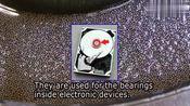 你知道轴承里滚珠是如何生产的吗?看看这个就知道了!
