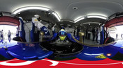SPECTACULAR 360 F1 On-Board Lap with HUD - Sauber F1 Team