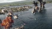 画面燃爆,二战大片《决战中途岛》