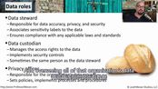5.8.3-Data Roles and Retention - CompTIA Security+ SY0-501 - 5.8