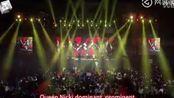 清华大学第25届校歌赛决赛,女神学霸现场翻唱《BangBang》
