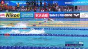 光州世锦赛女子4x100米混合泳接力预赛:中国队3分59秒26预赛第五集锦决赛集锦