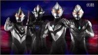 暗黑奥特5兄弟,超级之墓迪迦奥特曼