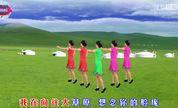 宇美广场舞原创《我爱的姑娘在草原》编舞:宇美