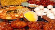 吃播:美食麻辣烫、榴莲、炸鸡、牛蹄筋、红烧肉、血肠