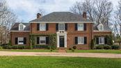 19.4.22 弗吉尼亚州经典豪宅Sophisticated Classic Estate in Charl...